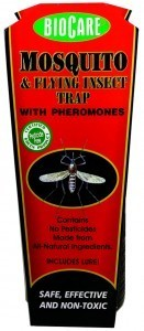 Mosquito problems? Order the products listed below or call 1-800-877