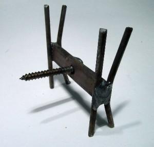 Window Mount for Body Grip Traps