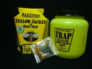 YELLOW JACKET JUMBO TRAP