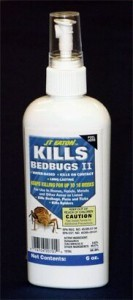 Bed Bug Spray 6 oz