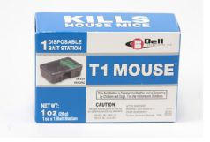 Mouse T1 Pre Baited Bait Station