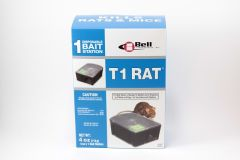 Rat T1 Pre Baited Bait Station