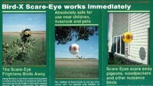 Scare Eye Chaser