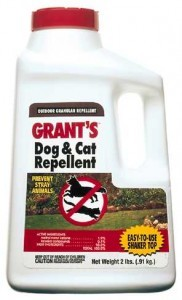 Dog & Cat Repellent Granules