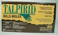 Talpirid Mole Bait
