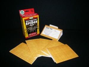Spider Traps 6 PK
