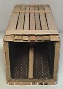 Crayfish Wooden Trap