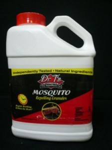 Mosquito Scat Repellent
