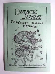 Fox and Coyote Trapping Book