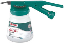 Dial A Mix Hose End Sprayer