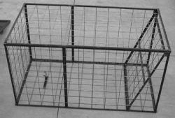 Hog Trap Original 4'x4'x7.5'