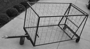 Hog Trap 4'x4'x7.5' ATV