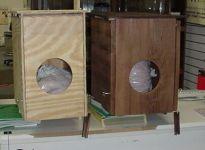 Barn Owl Box House